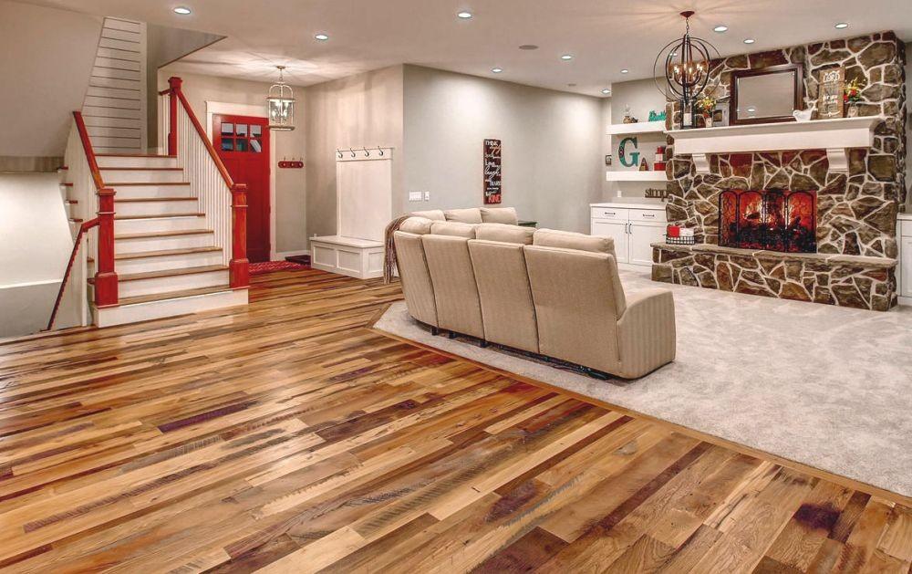 Antique Mixed Hardwood Flooring Appalachian Woods Llc